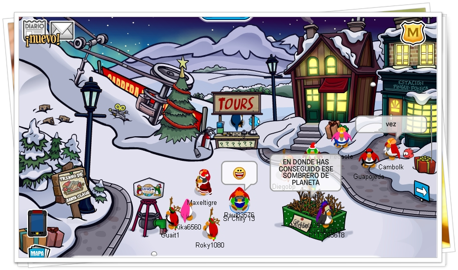 MonchochoCP chat group - Club Penguin Chat - Rockhopper ...